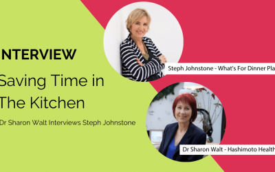 Interview with Dr Sharon Walt: Time Saving Series